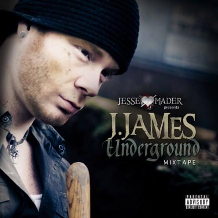 jesse-mader-pittsburgh-mucis-j.james underground-album-cover