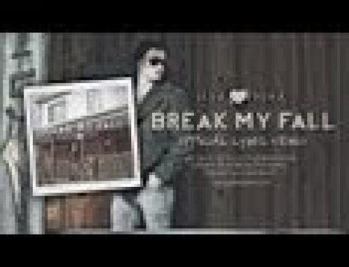 "Jesse Mader ""J.James"" – Break My Fall (Official Lyric Video)"