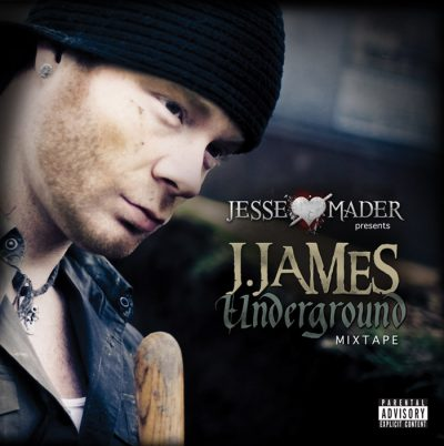 Jesse-Mader-J.James-Underground-Mixtape-cover-700x703