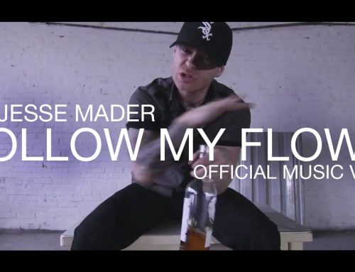 Jesse Mader – Follow My Flow – Official Music Video
