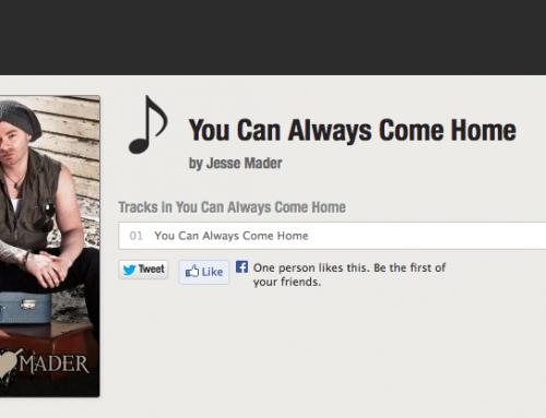 Jesse Mader Music on Spotify