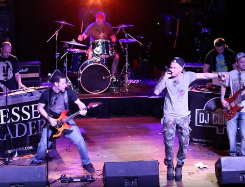 Jesse Mader & The Urban Rock Project – Live at Altar Bar