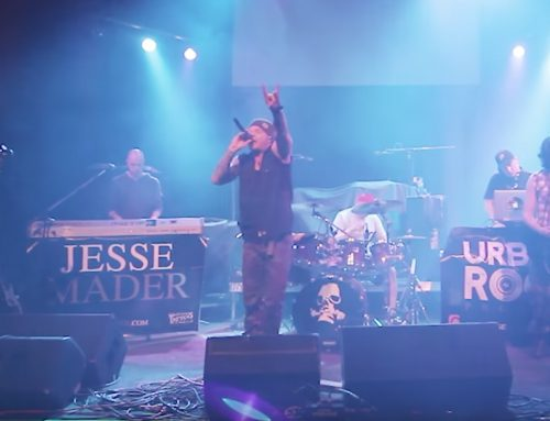 Jesse Mader & The Urban Rock Project Live at Mr. Smalls