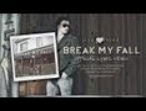 "Jesse Mader ""J.James"" – Break My Fall (Official Lyric Video)"