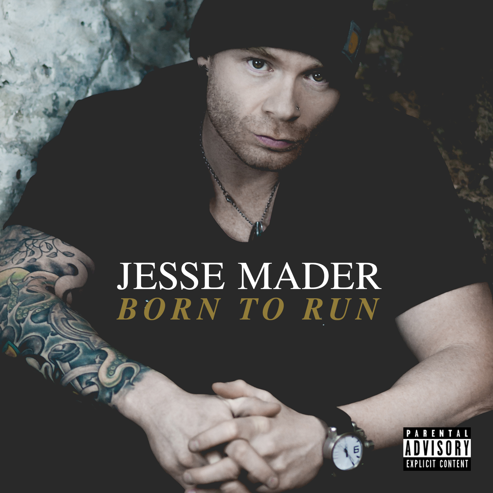 JesseMader-Born-2-Run-Cover