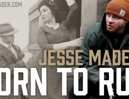 Jesse Mader – Born to Run – Official Music Video