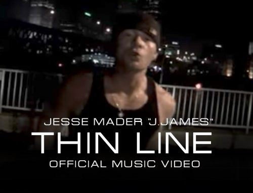 Jesse Mader – THIN LINE – Official Music Video