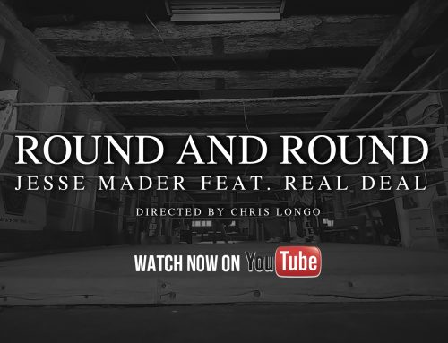 Jesse Mader – Round and Round – Official Music Video