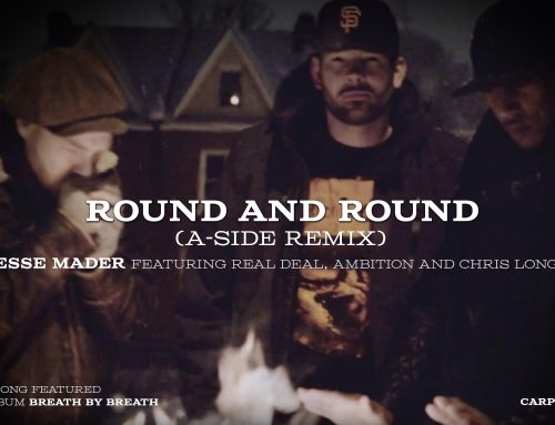 Jesse Mader – Round and Round (A-Side Remix) – Official Music Video
