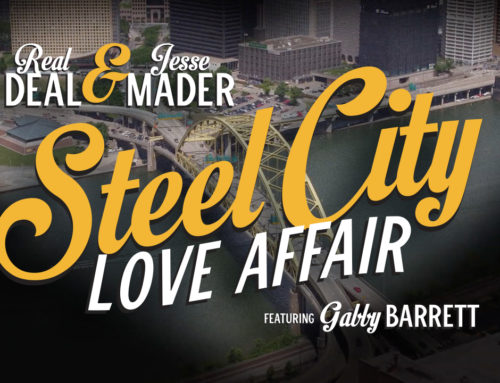 Jesse Mader & Real Deal Featuring Gabby Barrett – Steel City Love Affair – Official Music Video