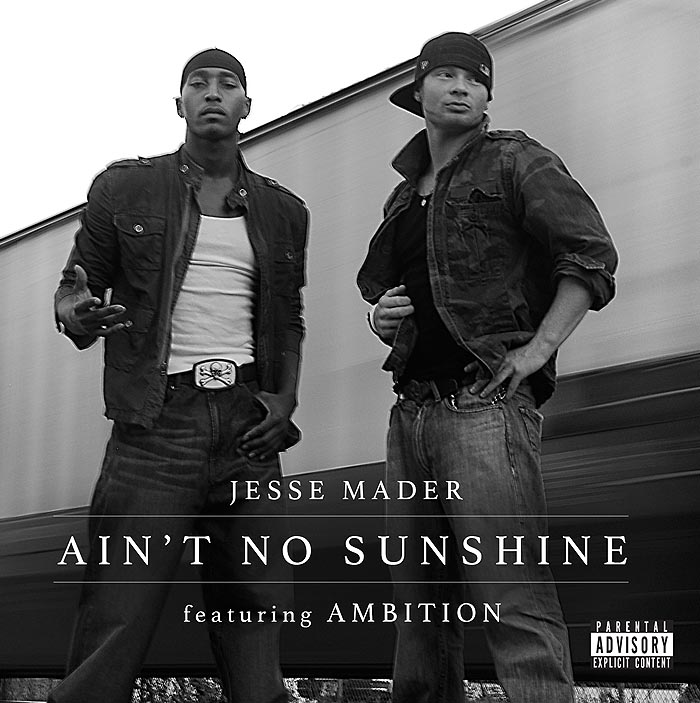 Jesse-Mader-J.James-Ambition-Ain't-No-Sunshine-Cover-v03-web